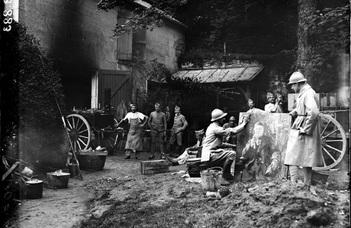 Les soldats de l'art. Protéger le patrimoine durant la Grande Guerre